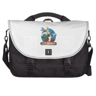 Agatha Hetrodyne - Girl Genius Laptop Commuter Bag