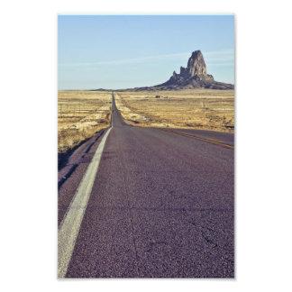 Agathla Peak Print, Arizona Art Photo