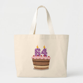 Age 64 on Birthday Cake Bags