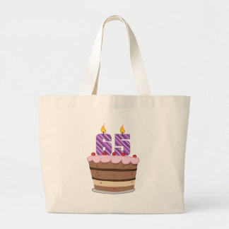 Age 65 on Birthday Cake Bags