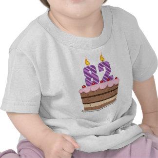 Age 82 on Birthday Cake Shirt