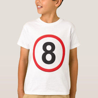 Age 8 T-Shirt