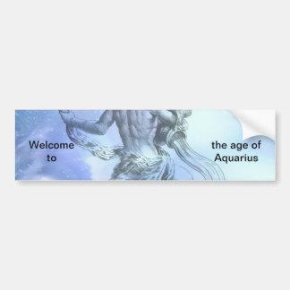 Age of Aquarius Bumper Sticker