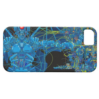 Age of Robot is Now iPhone 5 Cases