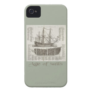 Age of Sails iPhone 4 Covers