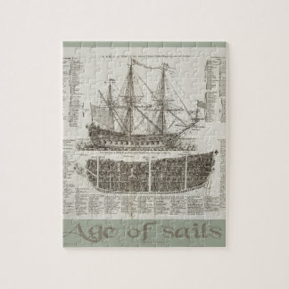Age of Sails Jigsaw Puzzle