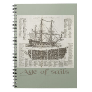 Age of Sails Notebook