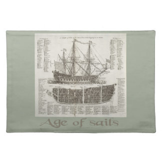 Age of Sails Placemat
