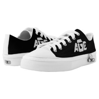 AGE Shoe Printed Shoes