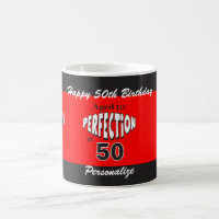 Age to Perfection at 50   50th Birthday