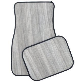 Agean Stone Pattern Background - Elegant & Rustic Car Mat