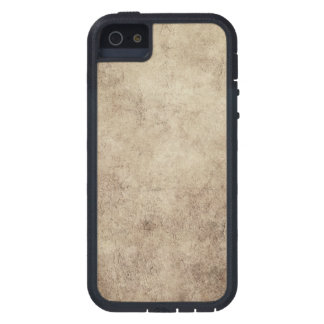 Aged and Worn Gray Brown Vintage Texture Case For iPhone 5