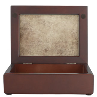 Aged and Worn Gray Brown Vintage Texture Memory Boxes
