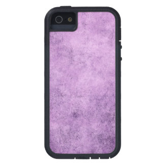 Aged and Worn Purple Vintage Texture iPhone 5/5S Case