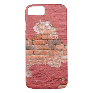 Aged Brick Wall. iPhone 8/7 Case