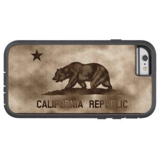 Aged California Flag iPhone 6 Case