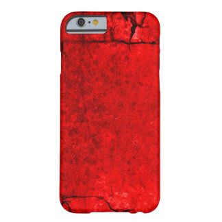 Aged Devil Blood Parchment Texture Barely There iPhone 6 Case