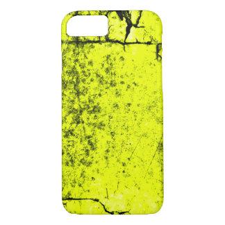 Aged Gold Midas Parchment Texture iPhone 7 Case