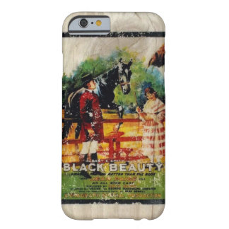 Aged Movie Poster Phone Case Black Beauty Barely There iPhone 6 Case