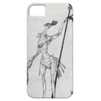 Aged Phoenix iPhone 5/5S Case