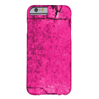 Aged Pink Angel Parchment Texture Barely There iPhone 6 Case