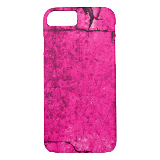 Aged Pink Angel Parchment Texture iPhone 7 Case