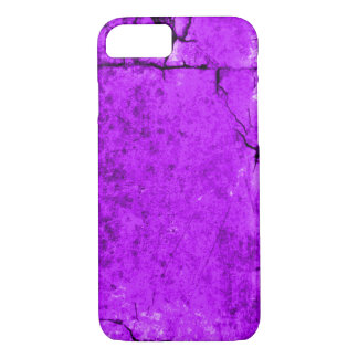 Aged Purple Faerie Parchment Texture iPhone 7 Case