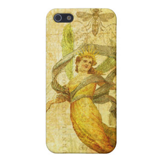 Aged Rose of Faery Cases For iPhone 5