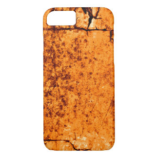 Aged Sun God Parchment Texture iPhone 7 Case