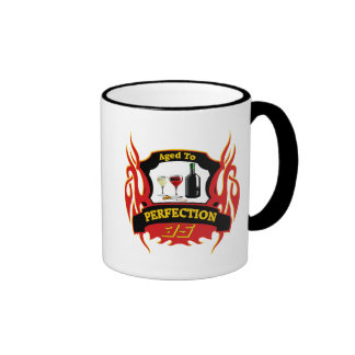 Aged To Perfection 35th Birthday Gifts Coffee Mugs