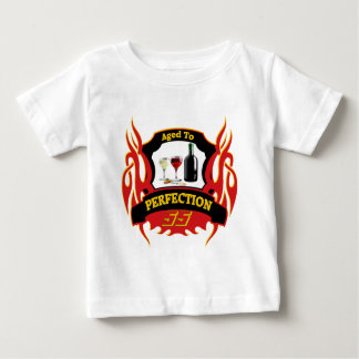 Aged To Perfection 55th Birthday Gifts Baby T-Shirt