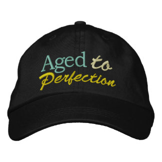 Aged to Perfection by SRF Embroidered Hat