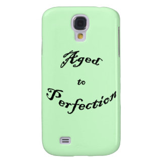 Aged to Perfection Galaxy S4 Cases