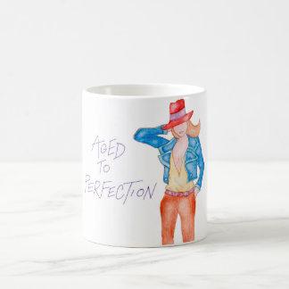 Aged To Perfection fashion mug