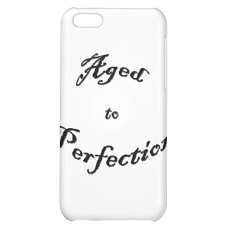Aged to Perfection iPhone 5C Cover