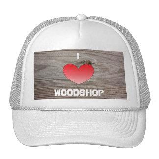 Aged Wood Cap