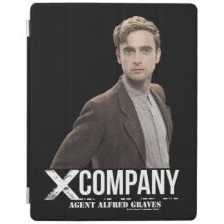 Agent Alfred Graves iPad Cover