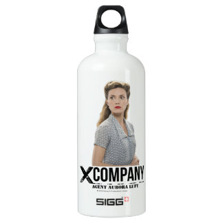 Agent Aurora Luft SIGG Traveller 0.6L Water Bottle