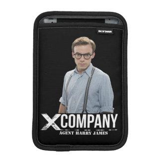 Agent Harry James Sleeve For iPad Mini