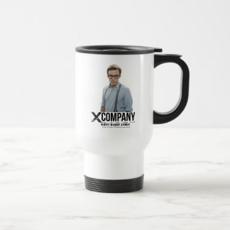 Agent Harry James Travel Mug