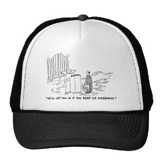Agent In Heaven Hat