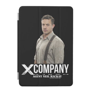 Agent Neil Mackay iPad Mini Cover