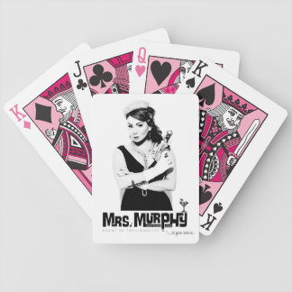 Agent of Fabulousness - Deck of cards