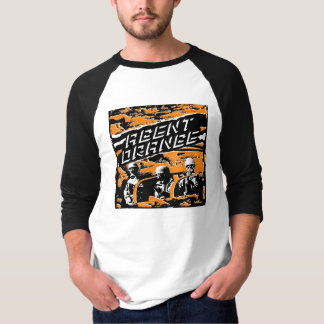 "Agent Orange ""Punk Army"" Jersey Skater Skate T-Shirt"