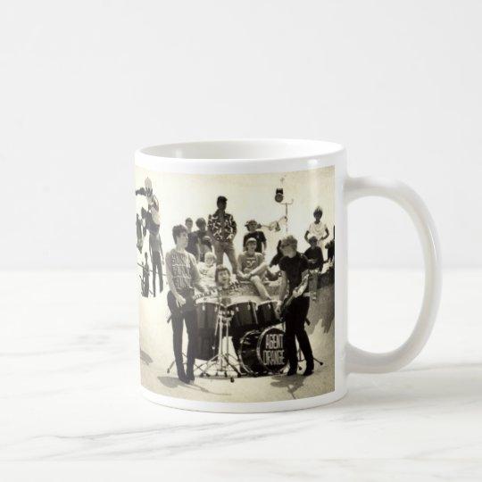 "Agent Orange ""SkateVisions"" Coffee Mug"