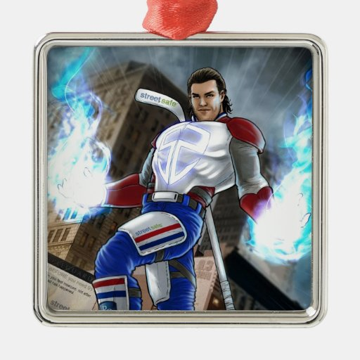 Agent Prust Collection Christmas Tree Ornament