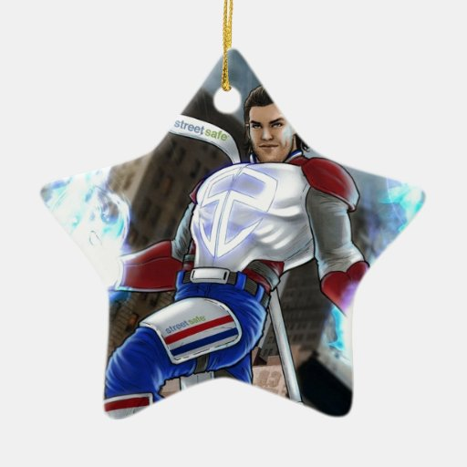 Agent Prust Collection Christmas Ornament