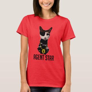 Agent Star Pop Art T-Shirt
