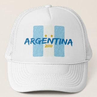 Agentina Futbol 2010 Trucker Hat