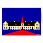 Agersboel Manor House - Art Gallery Selection Greeting Cards